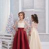 Детское платье 17-678
