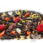 Новинка ! Черный ароматизированный чай / Ночное рандеву