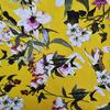 выкуп 26: академик принт желтый с цветами (за 0,5 м)