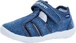 421026-13 синий туфли летние дошкольные текстиль 26-31 12