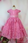 """Платье """"Эмилия"""" розовый"""