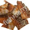 Янтарная рыбка по шанхайски кусочками