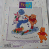 Pooh Counted Cross Stitch Kit