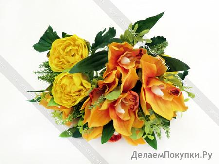 букет пионов с орхидеями BUKET_PION_S_ORH-12-38-16-M