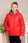 Демисезонная куртка для мальчика «Жан-3»