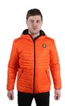 Куртка мужская демисезонная модель СМ-51 оранжевый