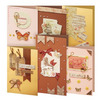 """Набор для создания 6-ти открыток """"Шоколад"""""""