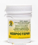 """Гранулы гомеопатические """"Невростерин"""""""