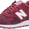 New Balance Women's 574 Camo Pack Lifestyle Fashion Sneaker