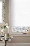 Luxe collection миниролло цвет арабеска белый