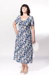 РАСПРОДАЖА! платье М2721  Размеры: 48-58