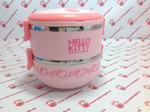 Контейнер-термос розовый Hello Kitty (с ложкой)