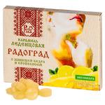 """Леденцы живичные с прополисом без сахара """"Лимон и мед"""", 10 шт."""