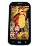 Детский интерактивный телефон Маша и Медведь