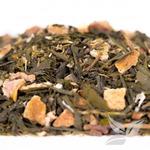 Зеленый ароматизированный чай / Японская Липа