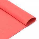 Фоамиран в листах арт.MG.N029 цв.красный, 1 мм 50х50 см