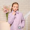 """Демисезонная куртка для девочки """"Алиса"""""""