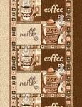Вафельное полотенце Кофе (упаковка 5 шт)