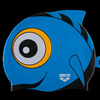 Шапочка для плавания AWT Fish Punk/Blue, силикон, 91915 10 Arena