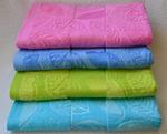 Полотенце махровое - Бамбук (упаковка 6 шт)