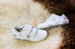 Кроссовки 11А бел