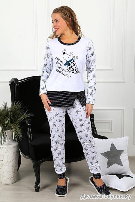 Пижама Далматинец-2 Кулирка