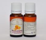 125.Мандарин, ароматизатор, фл. 10 мл