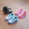 Кроссовки детские со светяшейся подошвой