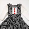 Платье детское с розочками арт. 254733