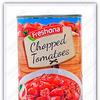 Рубленые томаты в собственном соку Freshona 400 гр