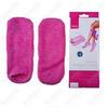 Увлажняющие гелевые носочки с ароматом розы Medolla 1660-1NSK-D Код товара 6579