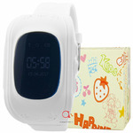 GPS Smart Kids Watch FW01 бел