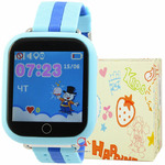 GPS Smart Kids Watch FW03T гол