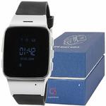 GPS Smart Watch FW07 серебро