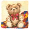 """Набор в ковровой технике PN-0014124 (3511) """"Плюшевый мишка"""""""