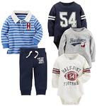 Carter's Baby Boys' 5-Piece Playwear Set