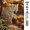 Q1614 Картина по номерам, 40*50 см.