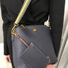 Chloe комплект из двух сумок с ключницей Артикул : 8830 NAVY/WINE