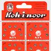 Кнопки пришивные KIN1000 2/0 металл KOH-I-NOOR d 5 мм 6наборов х 6кнопок\набор