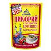 """Цикорий """"Здоровье"""" с брусникой пакет 100г"""