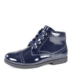 Ботинки для школьников девочек арт.062309
