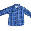 Рубашка фланелевая для мальчика рост 92,98