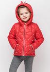 """Демисезонная куртка-жилетка для девочки """"Алиса"""". Распродажа!!!"""