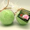 Бомбочки-афродизиаки «Солнечный Свет»  с натуральными эфирными маслами ( d 7 см )