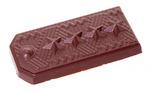 Фигура Погоны темный  или молочный шоколад, вес 25 гр.