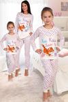 Пижама детская Клубок (с начесом)