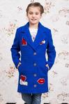 """Пальто для девочки """"Шанталь"""". Распродажа!!!"""