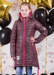 """Демисезонная куртка для девочки """"Seven"""". Распродажа!!!"""