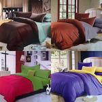 Комплект постельного белья 4 уп  Fashion 2-спальный Сатин (Палитра E)