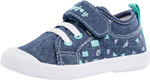 331008-11 синий полуботинки малодетско-дошкольные текстиль 23-28 12